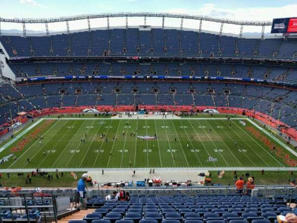 Empower Field at Mile High Stadium, section: 534, row: 17, seat: 13