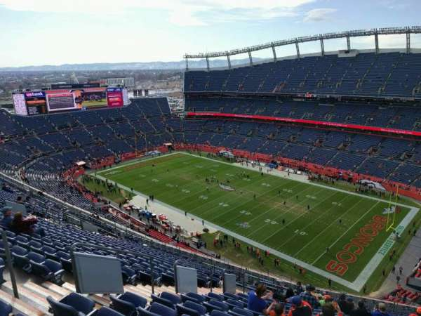 Empower Field at Mile High Stadium, section: 628, row: 21, seat: 21