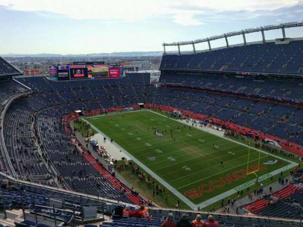 Empower Field at Mile High Stadium, section: 526, row: 16, seat: 15