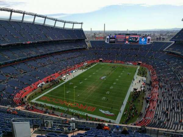 Empower Field at Mile High Stadium, section: 518, row: 16, seat: 19