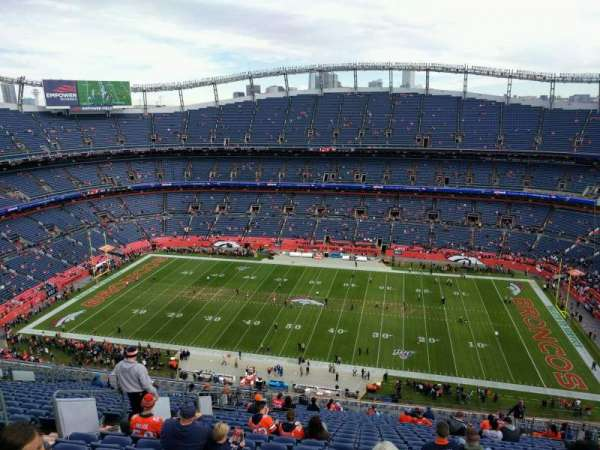 Empower Field at Mile High Stadium, section: 506, row: 27, seat: 13