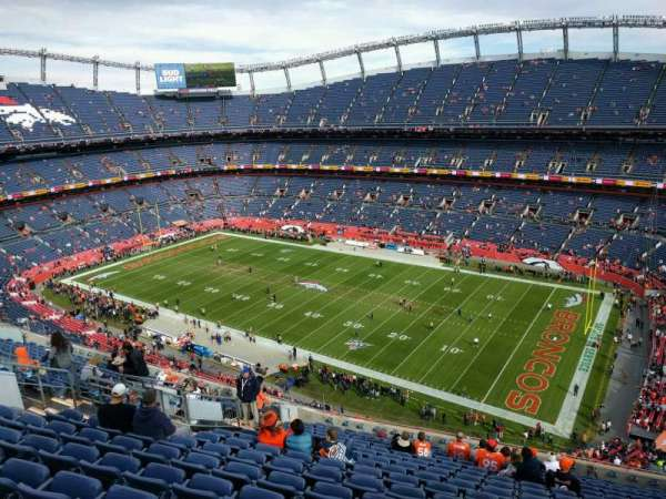 Empower Field at Mile High Stadium, section: 503, row: 16, seat: 10