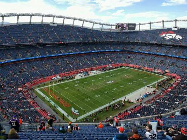 Empower Field at Mile High Stadium, section: 641, row: 22, seat: 15