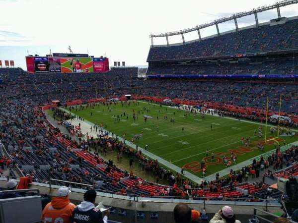 Empower Field at Mile High Stadium, section: 328, row: 6, seat: 9
