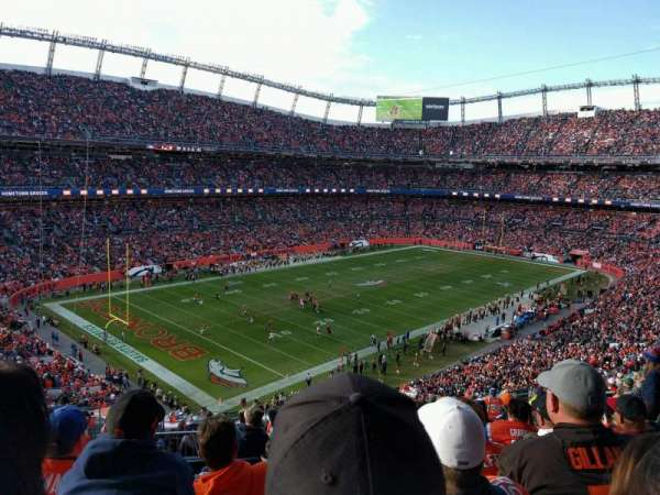 Empower Field at Mile High Stadium, section: 345, row: 16, seat: 15