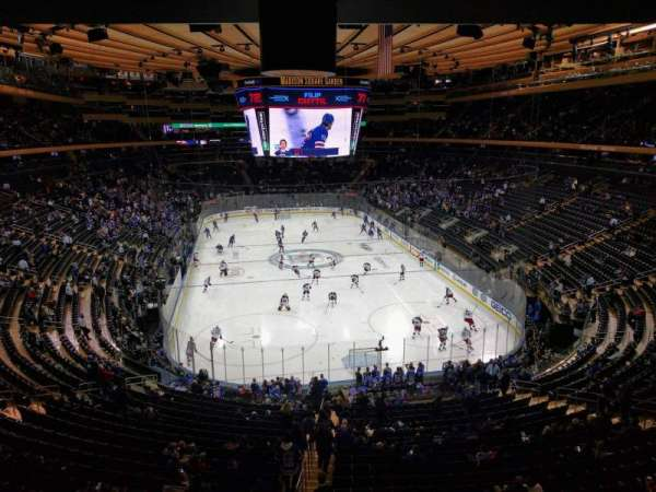 Madison Square Garden, section: 217, row: wc, seat: 2