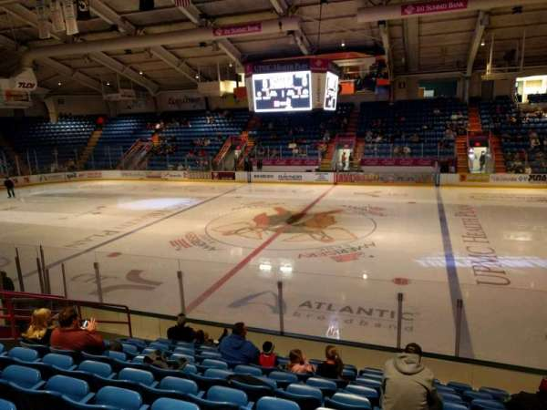 1st Summit Arena, section: 15, row: k, seat: 13
