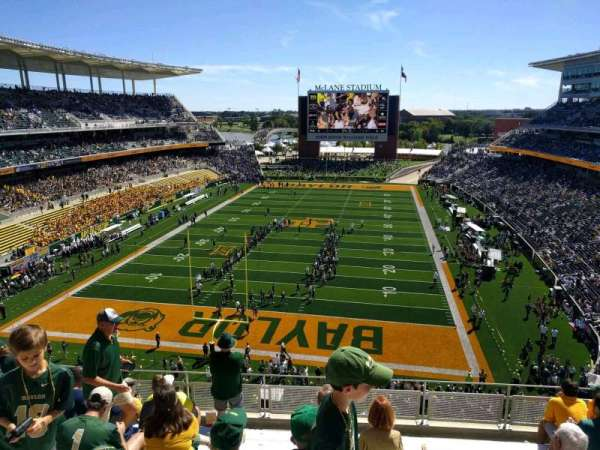 McLane Stadium, section: 314, row: 8, seat: 19