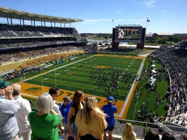 McLane Stadium, section: 313, row: 6, seat: 19
