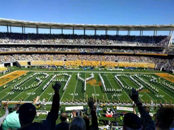 McLane Stadium, section: 306, row: 6, seat: 17