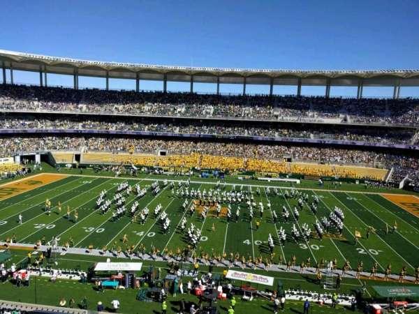 McLane Stadium, section: 305, row: 3, seat: 22