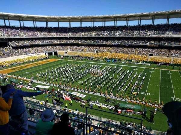 McLane Stadium, section: 303, row: 4, seat: 19