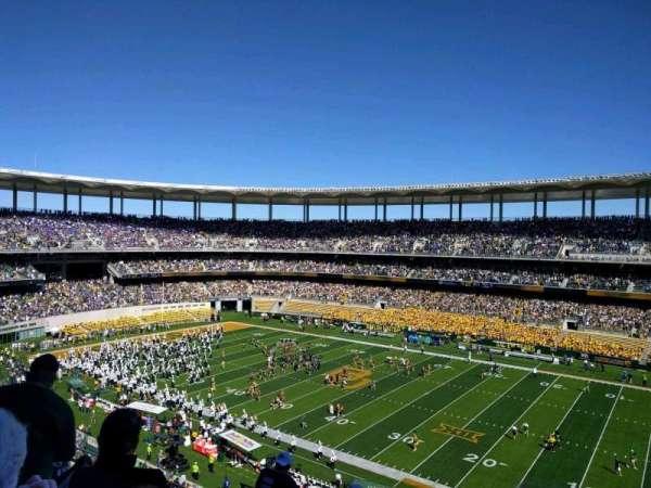 McLane Stadium, section: 302, row: 6, seat: 5