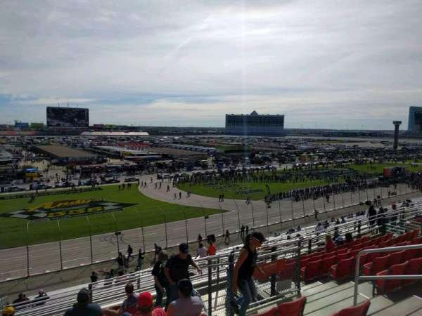 Texas Motor Speedway, section: PU412, row: 38, seat: 12