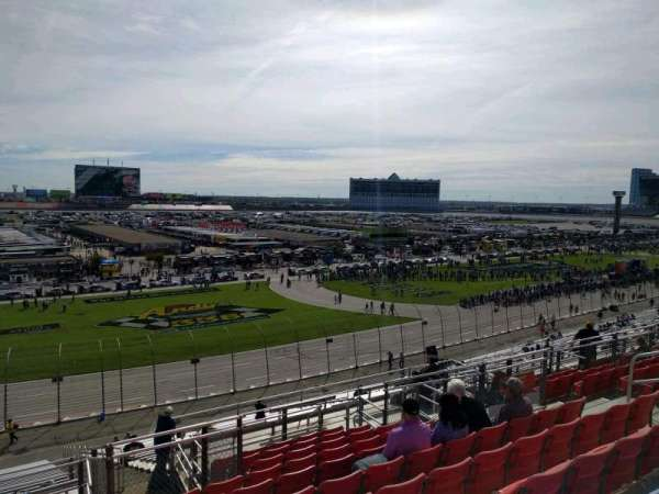 Texas Motor Speedway, section: PU413, row: 39, seat: 6