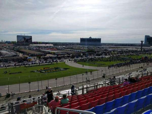Texas Motor Speedway, section: PU414, row: 41, seat: 14