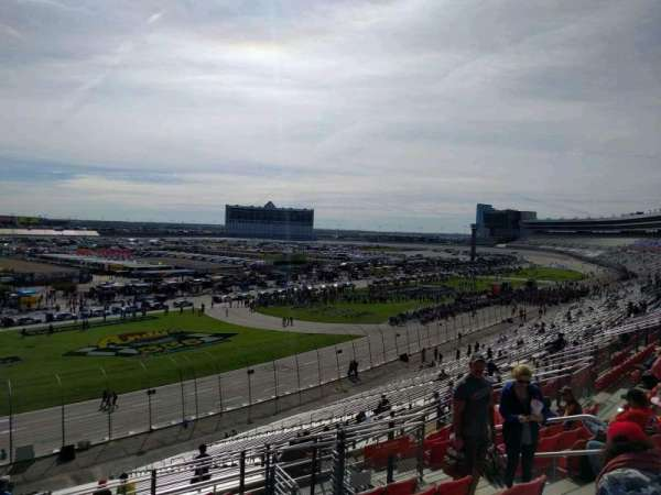 Texas Motor Speedway, section: PU415, row: 40, seat: 10
