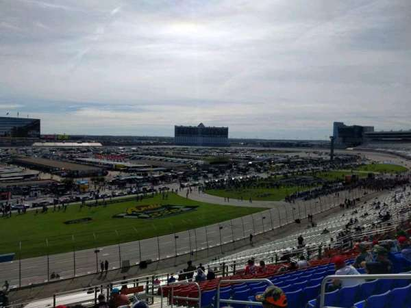 Texas Motor Speedway, section: PU416, row: 40, seat: 14
