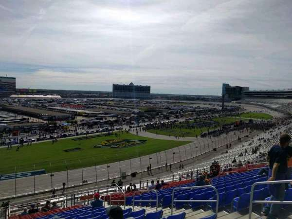 Texas Motor Speedway, section: PU417, row: 50, seat: 12