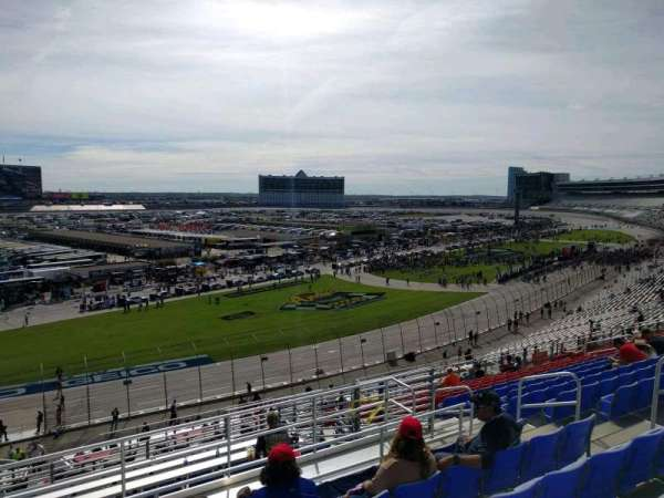 Texas Motor Speedway, section: PU418, row: 47, seat: 9
