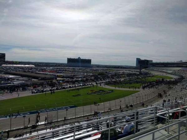 Texas Motor Speedway, section: PU419, row: 44, seat: 7