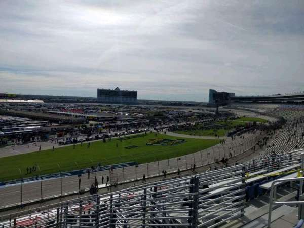 Texas Motor Speedway, section: PU420, row: 42, seat: 12