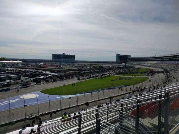 Texas Motor Speedway, section: PU424, row: 34, seat: 11