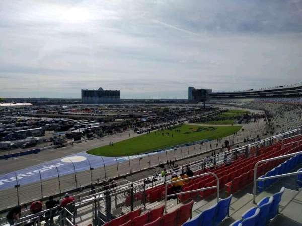Texas Motor Speedway, section: PU425, row: 40, seat: 10
