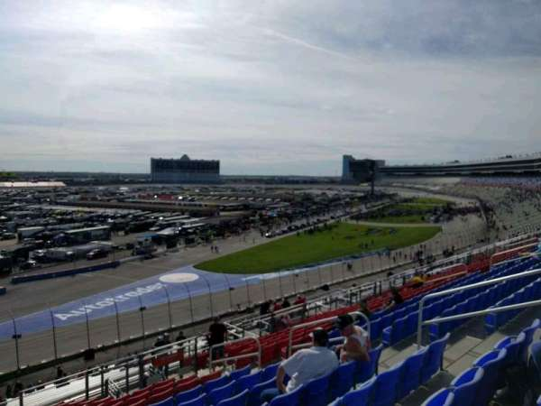 Texas Motor Speedway, section: PU426, row: 44, seat: 9