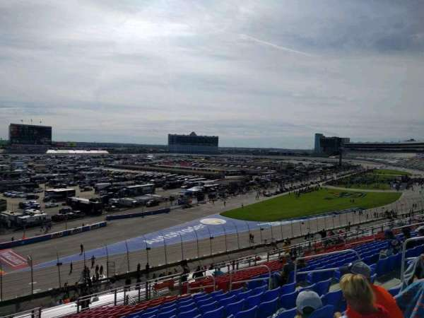 Texas Motor Speedway, section: PU427, row: 47, seat: 7