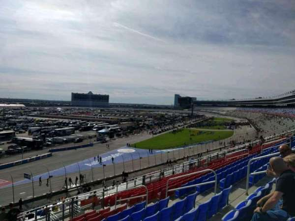 Texas Motor Speedway, section: PU428, row: 43, seat: 8