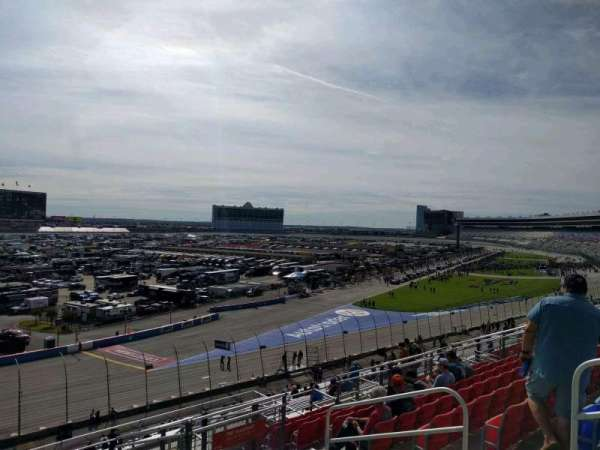 Texas Motor Speedway, section: PU429, row: 39, seat: 10