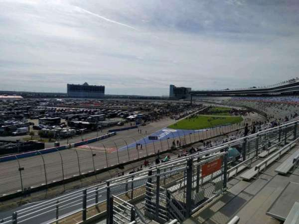 Texas Motor Speedway, section: PU431, row: 35, seat: 13