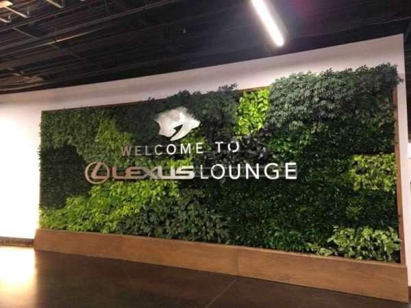Bridgestone Arena, section: Lexus Lounge