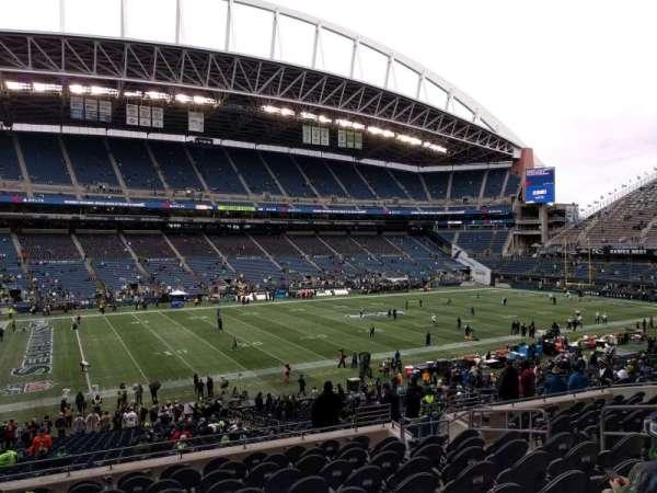 Lumen Field, section: 213, row: k, seat: 9