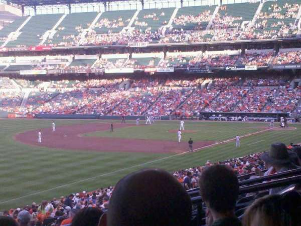 Oriole Park at Camden Yards, section: 69, row: 6, seat: 7