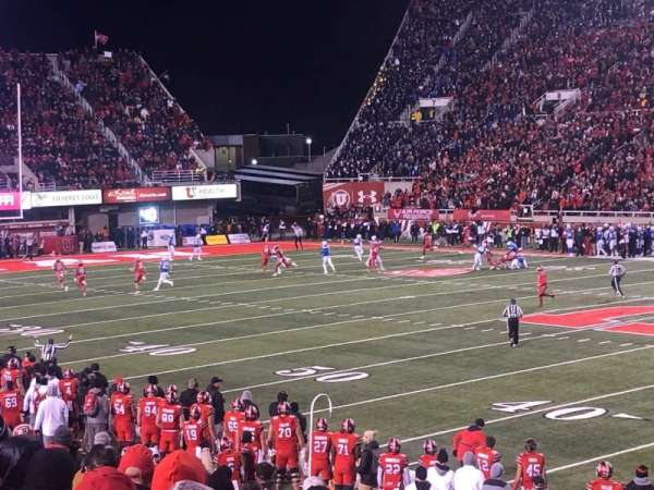 Rice-Eccles Stadium, section: E34, row: 13, seat: 21