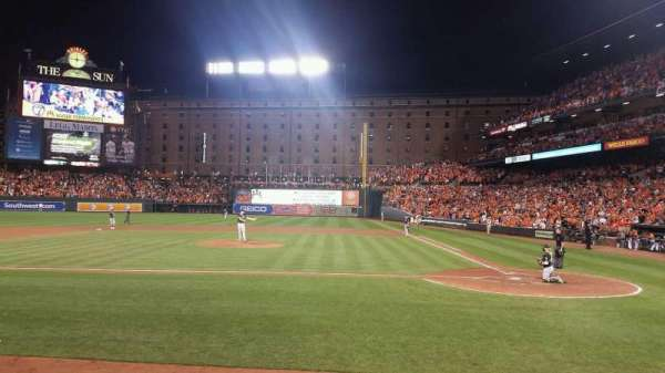 Oriole Park at Camden Yards, section: 48, row: 2, seat: 7