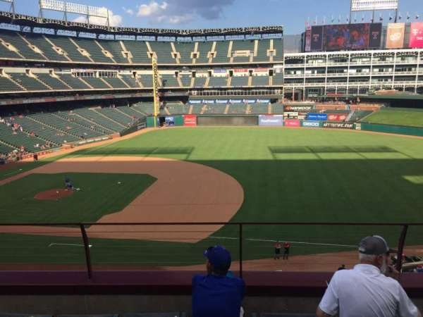 Globe Life Park in Arlington, section: 235, row: 4, seat: 11