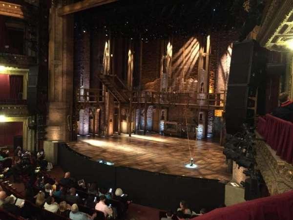 CIBC Theatre, section: DCRBX, row: BX2, seat: 204