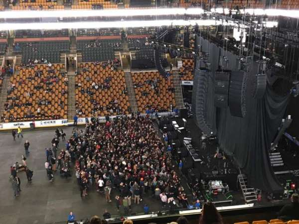 TD Garden, section: Bal 330, row: 11, seat: 14