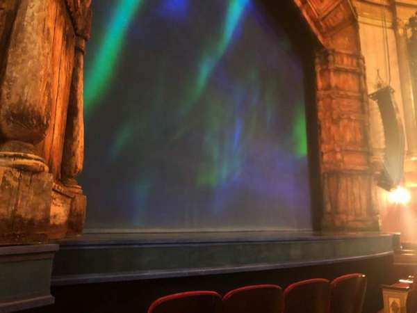 St. James Theatre, section: ORCHL, row: C, seat: 11