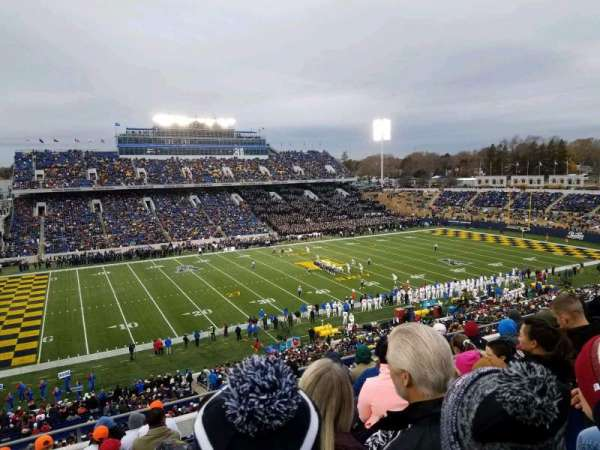 Navy-Marine Corps Memorial Stadium, section: 132, row: 11, seat: 17