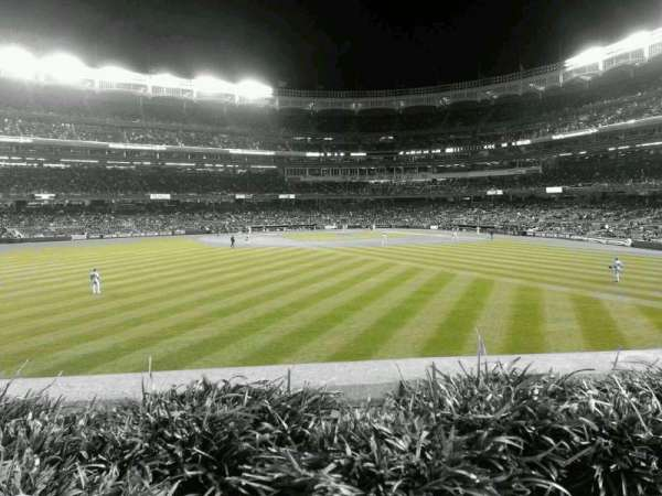 Yankee Stadium, section: 238, row: 1, seat: 4