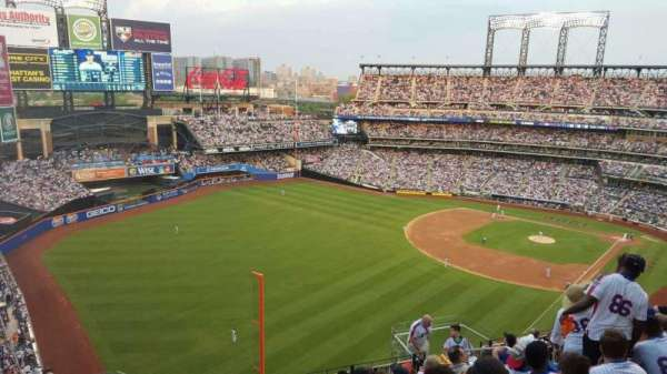 Citi Field, section: 529, row: 10, seat: 10