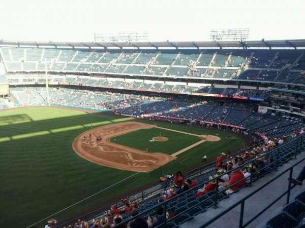 Angel Stadium, section: V509, row: C, seat: 1