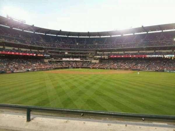 Angel Stadium, section: P239, row: B, seat: 12