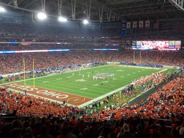 State Farm Stadium, section: 247, row: 13, seat: 6