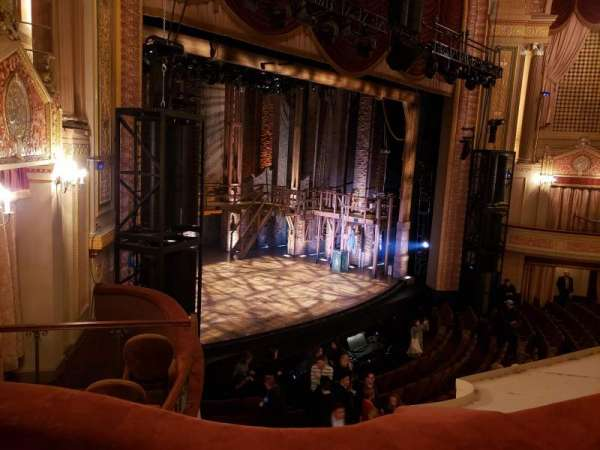 Forrest Theatre, section: Front Mezzanine A, row: B, seat: 27