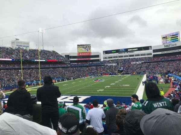 Highmark Stadium, section: 142, row: 29, seat: 3